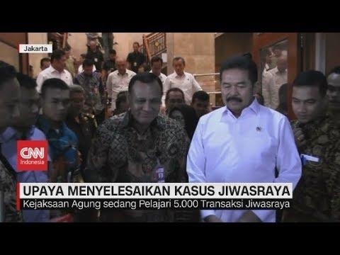KPK Minta Kejagung Tuntaskan Kasus Jiwasraya