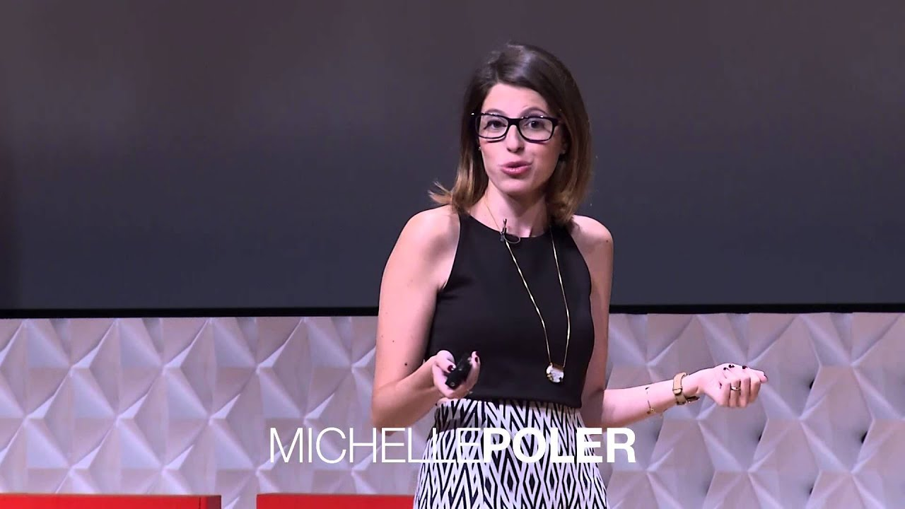 100 days without fear | Michelle Poler | TEDxHouston