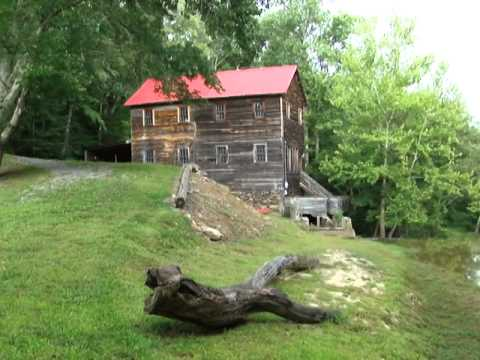 Gorgeous Historic Old Mill For Sale In North Carolina