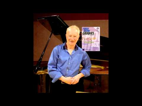 Funk piano/keyboard styles music instructional books authored by Andrew D. Gordon