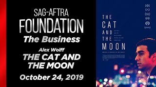 The Business: Q&A with Alex Wolff of THE CAT AND THE MOON