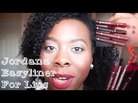 Jordana lip liner sexy mauve