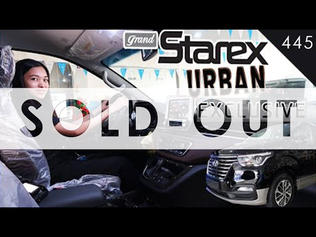 🚘 2020 Grand Starex Urban Exclusive @ ₱ 2.5 M (Available Cars On hand_Autoaccess#445)