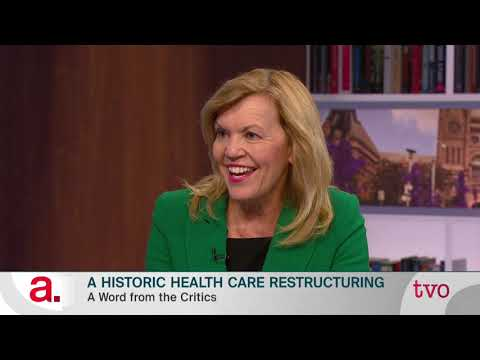 A Historic Health Care Restructuring