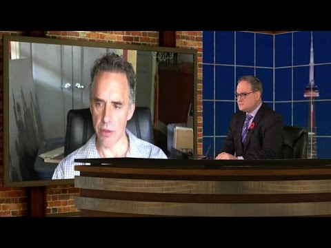 "Prof. Jordan Peterson: ""Absurd"" that biological sex and ""gender identity"" are independent"