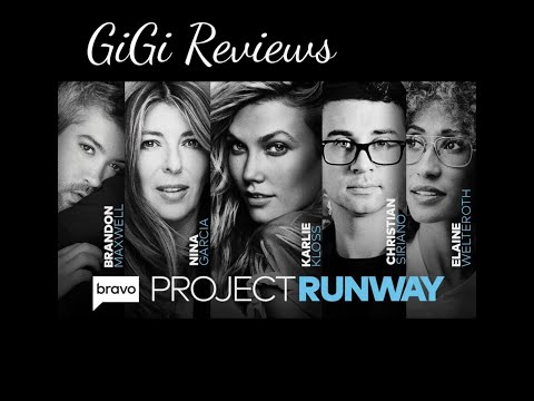 Project Runway  S18E1 Review + GRWM Part 1 -2019 Vlog # 284