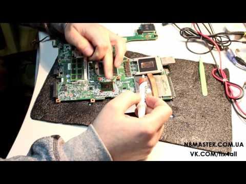 видео: Как правильно менять термопасту и подбирать термопрокладки в ноутбуке