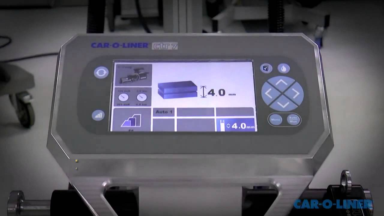 Car-O-Liner Resistance Spot Welder CTR7 - YouTube