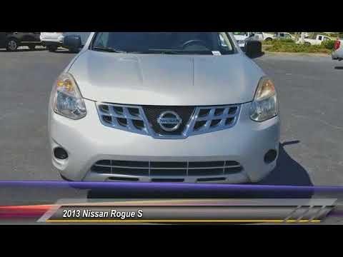 2013 Nissan Rogue DeLand Nissan C756783A