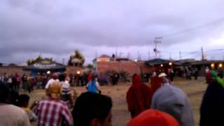 Carnaval Santa Ana Hueytlalpan, Hgo. 2013. Barrio La Luz