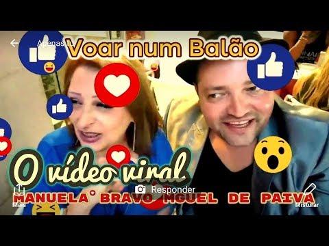 Miguel de Paiva ft. Manuela Bravo - VOAR NUM BALÃO