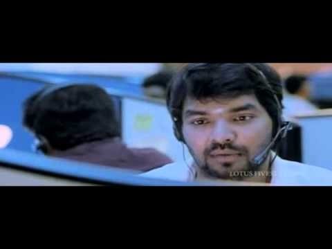 Rajarani(tamil) middle part clip from Broken heart