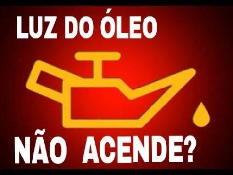 0ab006fb3 LUZ DO ÒLEO NÃO ACENDE 😬💥💥 SENSOR OU PAINEL😱 VEJA AS DICAS ...