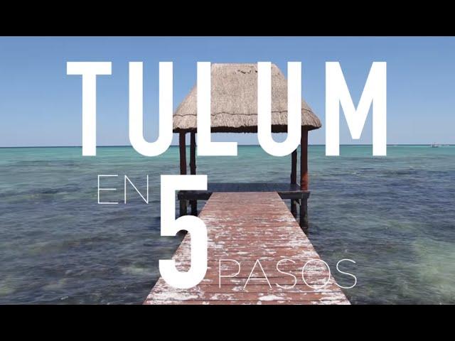 Buen Viaje a Tulum - Una de las playas más bonitas del mundo