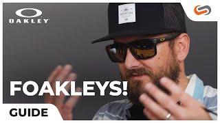 Don't get scammed by these FAKE OAKLEYS or FOAKLEYS!    SportRx