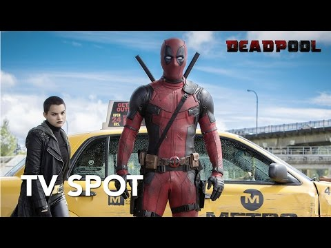 "Deadpool | ""Hero Event Freeway"" Official TV Spot [HD] 