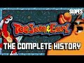 Toejam & Earl: The Complete History - SG