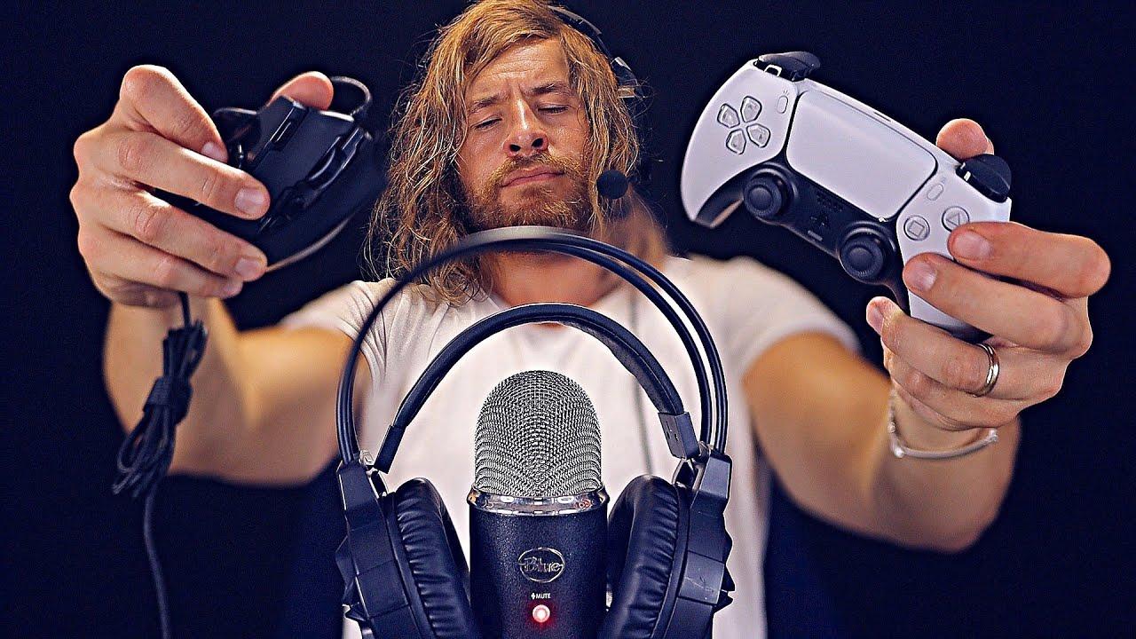 Ultra Fast RAW Professional Gamer Sounds 🎮ASMR🎮