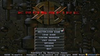 KKND2: Krossfire gameplay (PC Game, 1998)