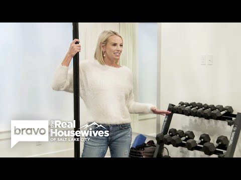 """This Real Housewife of Salt Lake City's Home Has Some """"Shocking"""" Hidden Features 