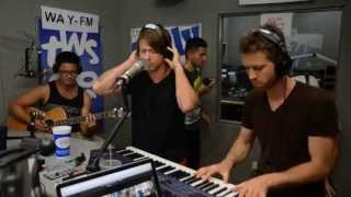 "Tenth Avenue North sings ""Worn"" live"
