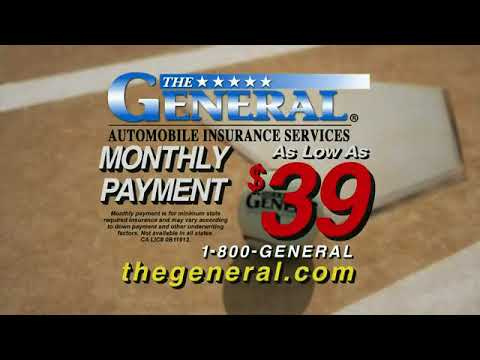 The General Baseball TV Commercial