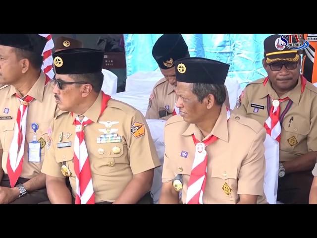 Apel Besar Kwartir Cabang 2603 Jayapura | Sentani TV