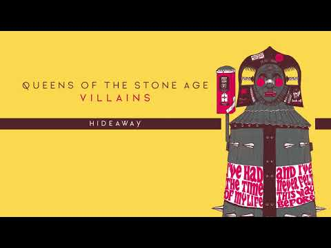Queens Of The Stone Age - Hideaway