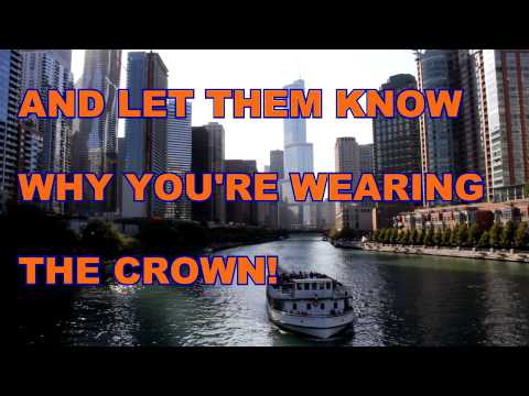 Bear Down Chicago Bears (fight song) lyrics.