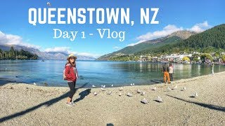 Gambar cover Queenstown Day 1 - Airbnb, Centre Queenstown (NZ Vlog 2018)