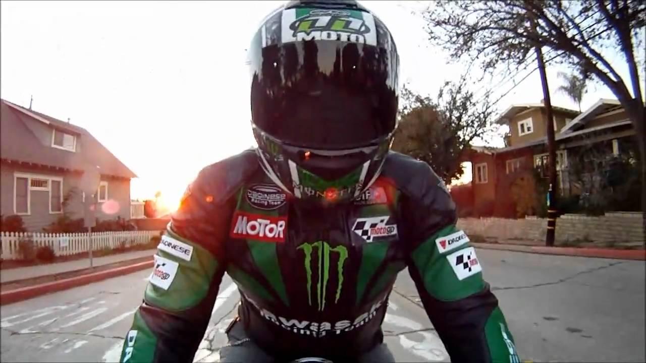 Kawasaki Monster Motorcycle Jackets