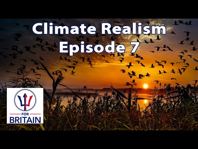 Climate Realism (Episode 7)