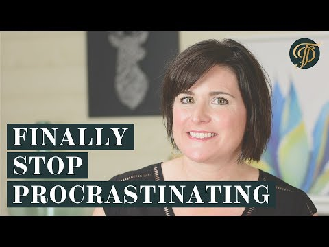 How to Stop Procrastinating and Get Motivated