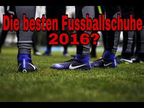 reich und großartig unglaubliche Preise abholen Die besten Fussballschuhe 2016?🔥