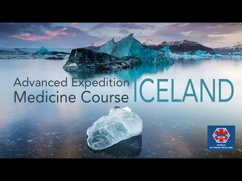 ICELAND ADVANCED EXPEDITION MEDICINE