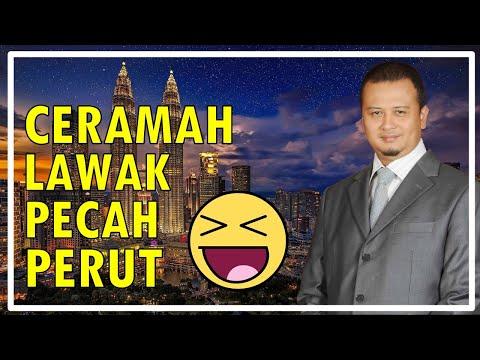 LAWAK PECAH PERUT ~ Ustaz Syamsul Debat Sindir Perangai Sesetengah Orang Melayu Sambut Ramadhan