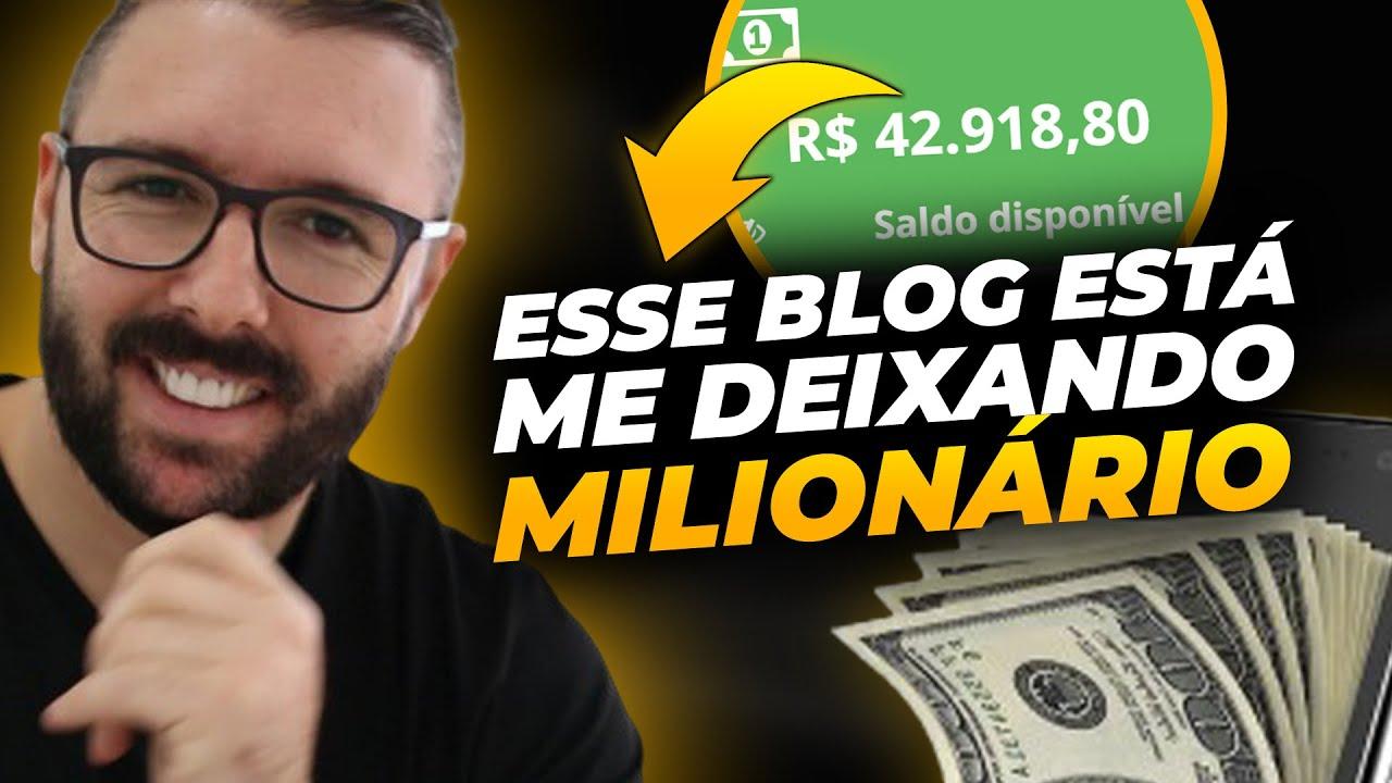 ? Eles MENTIRAM Sobre Blogs ? | Como Iniciar um Blog e Ganhar Dinheiro de VERDADE Com Ele