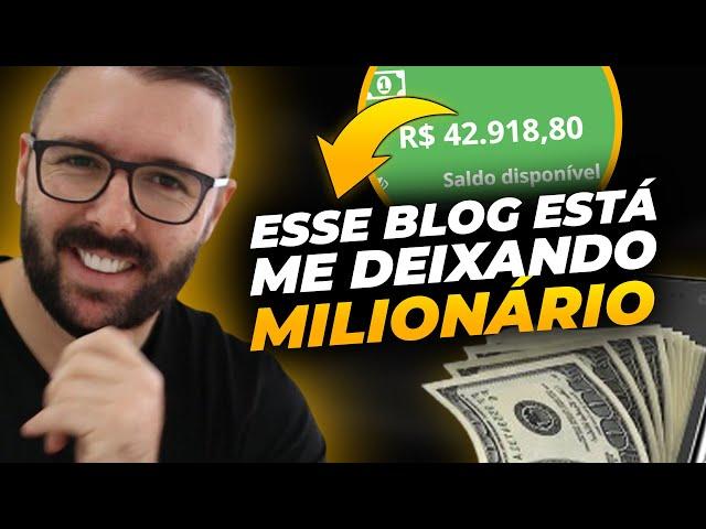 🔴 Eles MENTIRAM Sobre Blogs 🔴 | Como Iniciar um Blog e Ganhar Dinheiro de VERDADE Com Ele