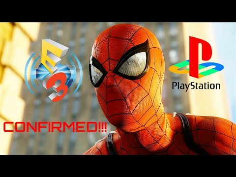 SPIDER-MAN PS4 TO APPEAR AT E3 2017 CONFIRMED BY SONY INTERACTIVE ENTERTAINMENT PRESIDENT & CEO!!!