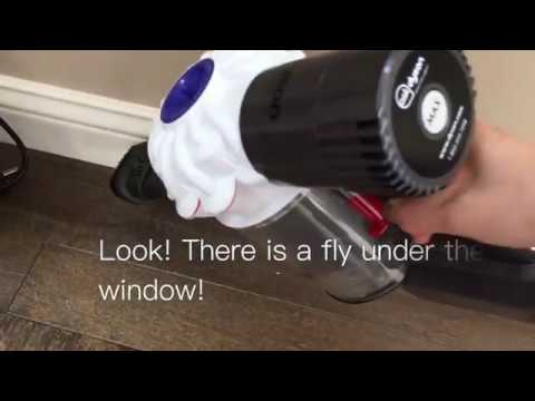 Cleaning house with me |  Dyson cord-free | Neato robotic Vacuum