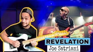 REVELATION - Joe Satriani - Cover GUSTAVO SILVA ( JOE SATRIANI SOLO COVER )