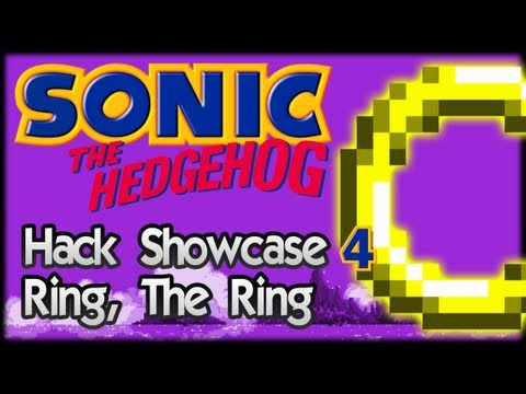 Sonic Hack Showcase 4 : Ring The Ring