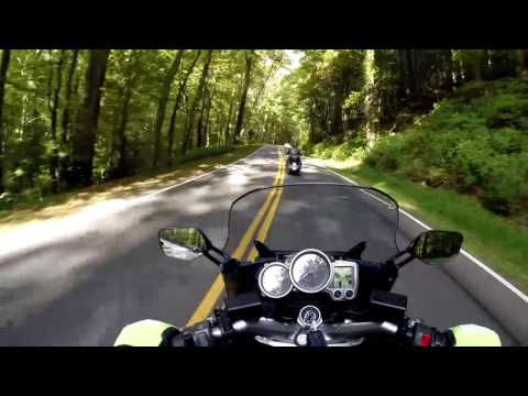 Motorcycle Ride to Asheville, North Carolina