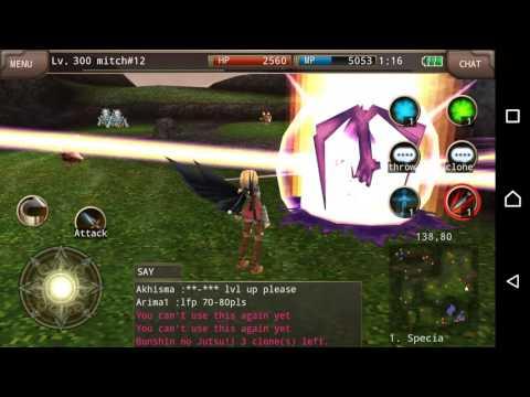 😈 Iruna Online - How To Build An SK Ninja (Build, Stats, Equipment, Crystas, Abilities)