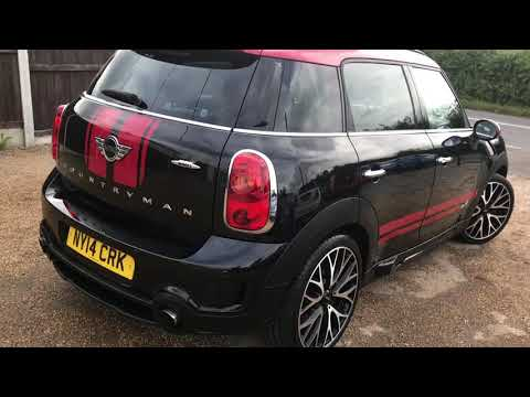 2014 MINI COUNTRYMAN 1.6 JOHN COOPER WORKS FOR SALE | CAR REVIEW VLOG