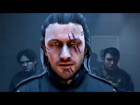 Hunt Down the Freeman's President Surrender Cutscene Except I Dub All the Audio with my Voice
