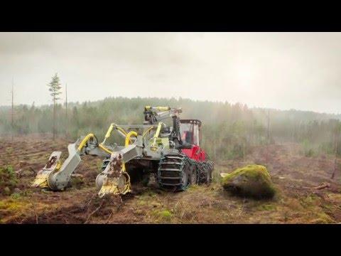 Bracke Forest M25 Scarifier