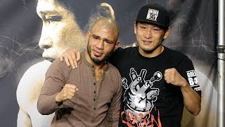 Miguel Cotto vs. Yoshihiro Kamegai Full Post Fight Press Conference Video
