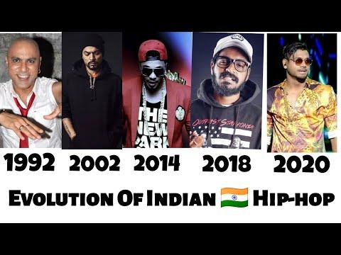 Evolution Of Indian