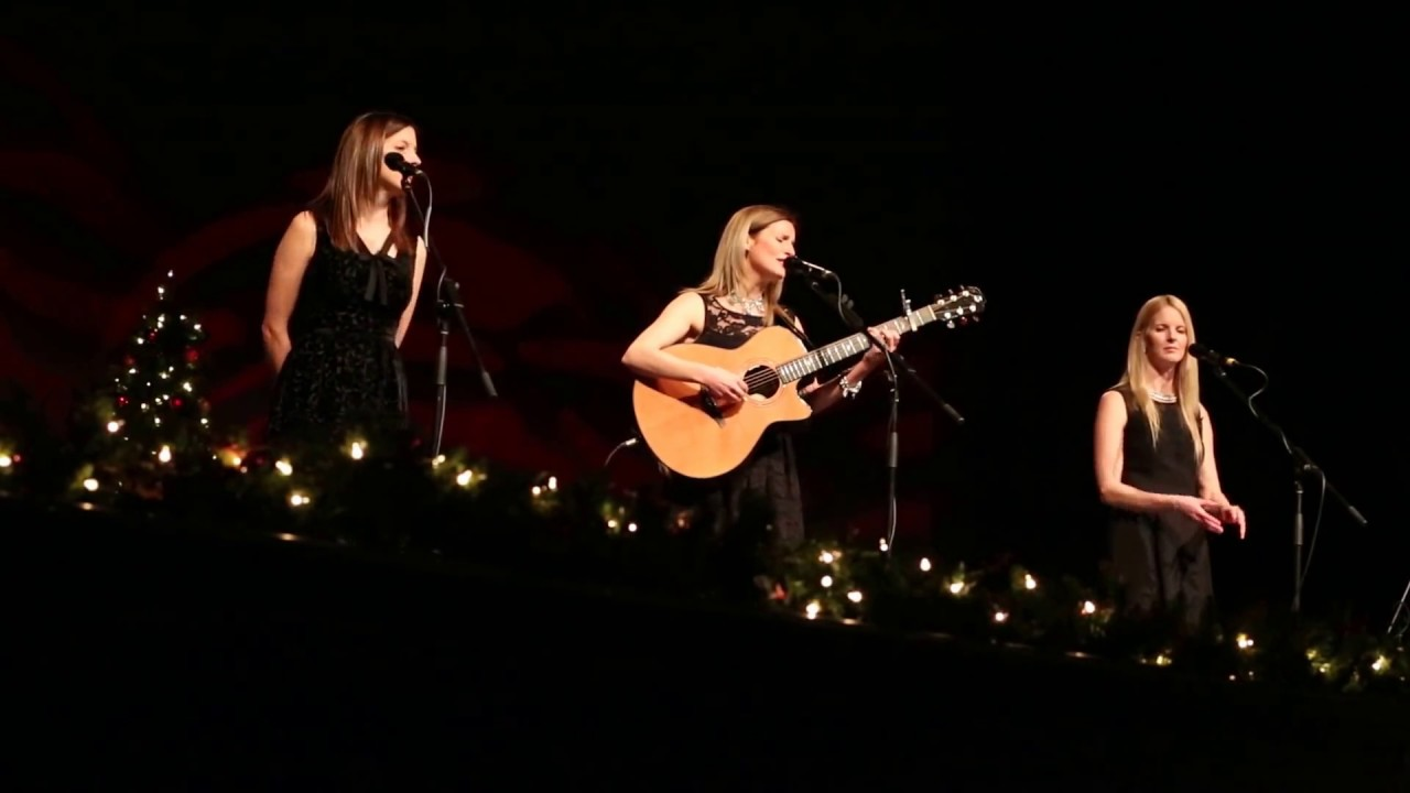 I'll be there xmas eve - at Ennis Sisters Xmas Concert - YouTube